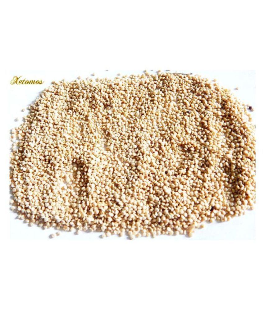 Xetomos Quinoa Chenopodium Quinoa Bathua Raw Herbs 100 gm