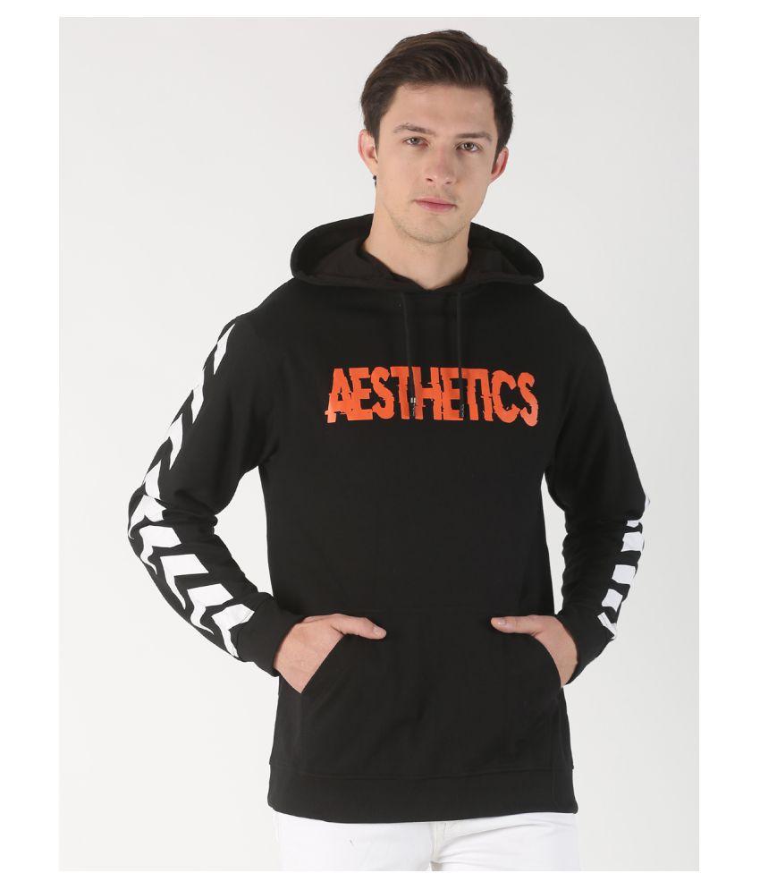 Aesthetic Nation Black Sweatshirt