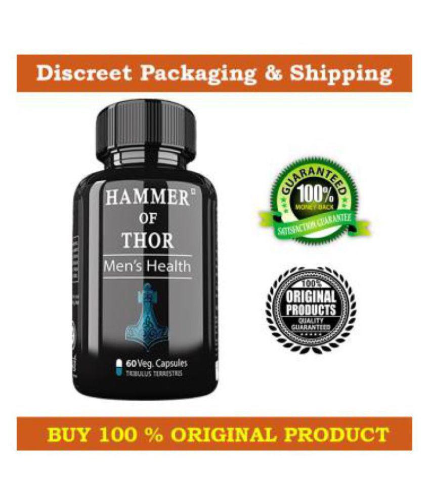 Hammer Of Thor , Herbal Penis Enlargement Supplement For men. ( 100% Safe )