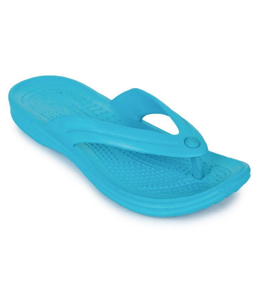 Liberty Green Slippers