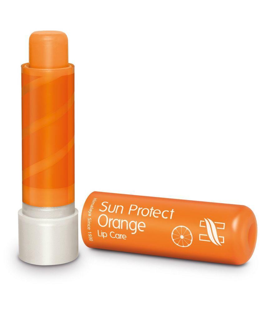 Himalaya Sun Protect Orange Lip Care Pack of 2