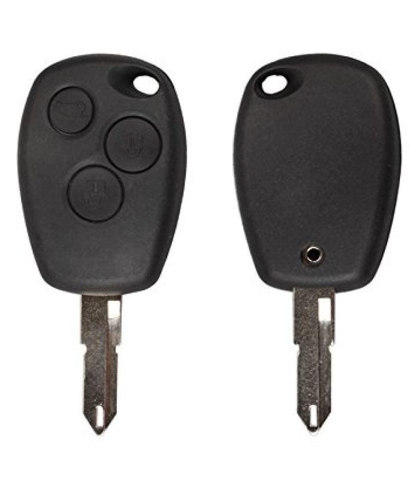 Ossden Car key Cover Renualt Duster 3 Btn Black