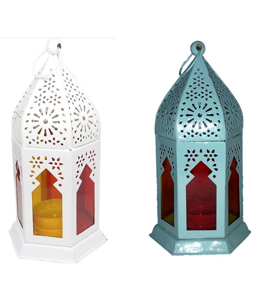 Good Will Crafts Diwali2020 Hanging Lanterns 17 - Pack of 2