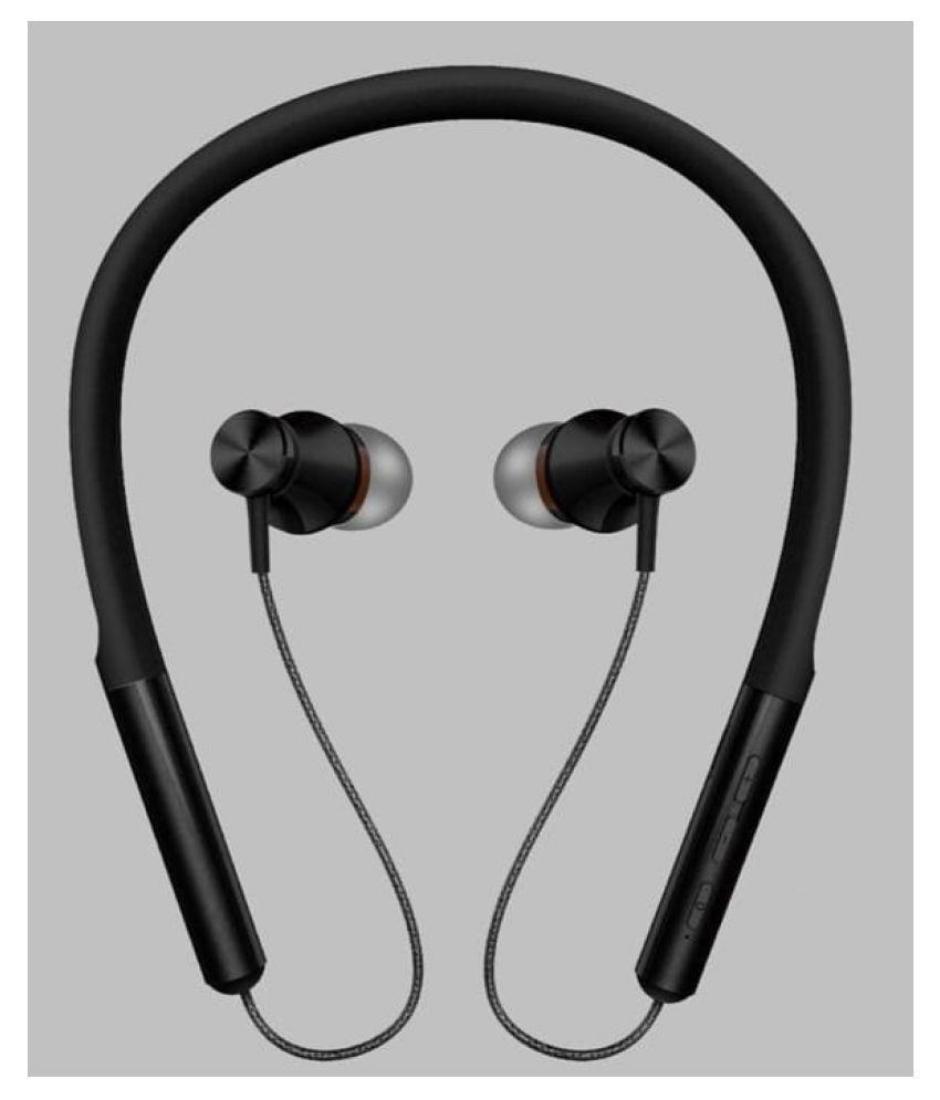 Vali v 72 wireless headset Neckband Wireless With Mic Headphones/Earphones