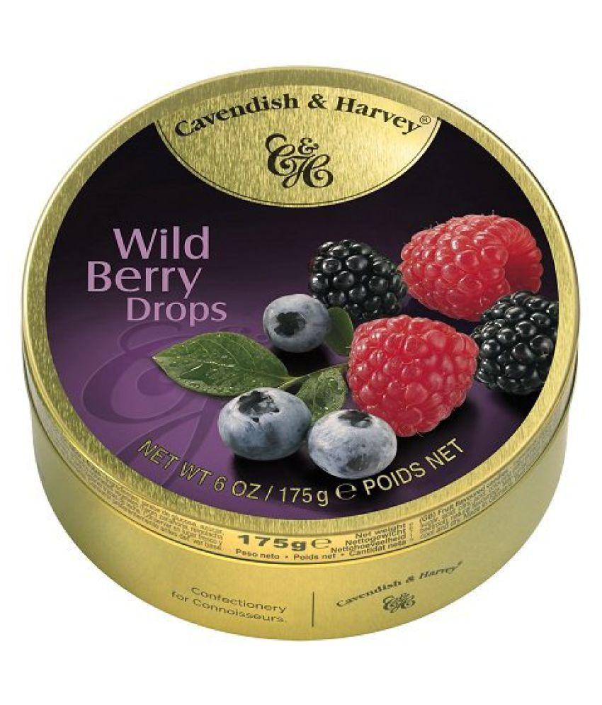 Cavendish & Harvey Wild berry Candy Drops 175 gm