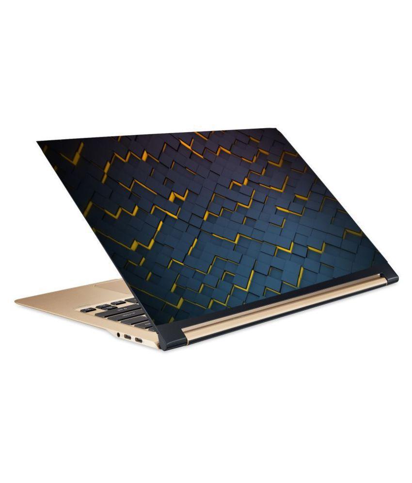 3D Laptop Skin 15.6 Vinyl Vinyl Laptop Decal 15.6