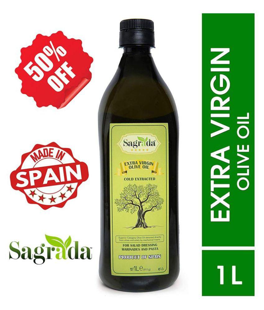 Sagrada Extra Virgin Olive Oil 1 L