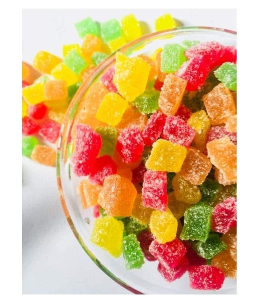 suntoearth Sugar Coated Jelly Candy Jellies 400 gm