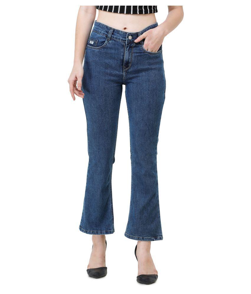 DECHEN Denim Jeans - Blue
