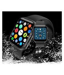STONX T-600 Series 4 Smart Watch Black (NO SIM Slot)