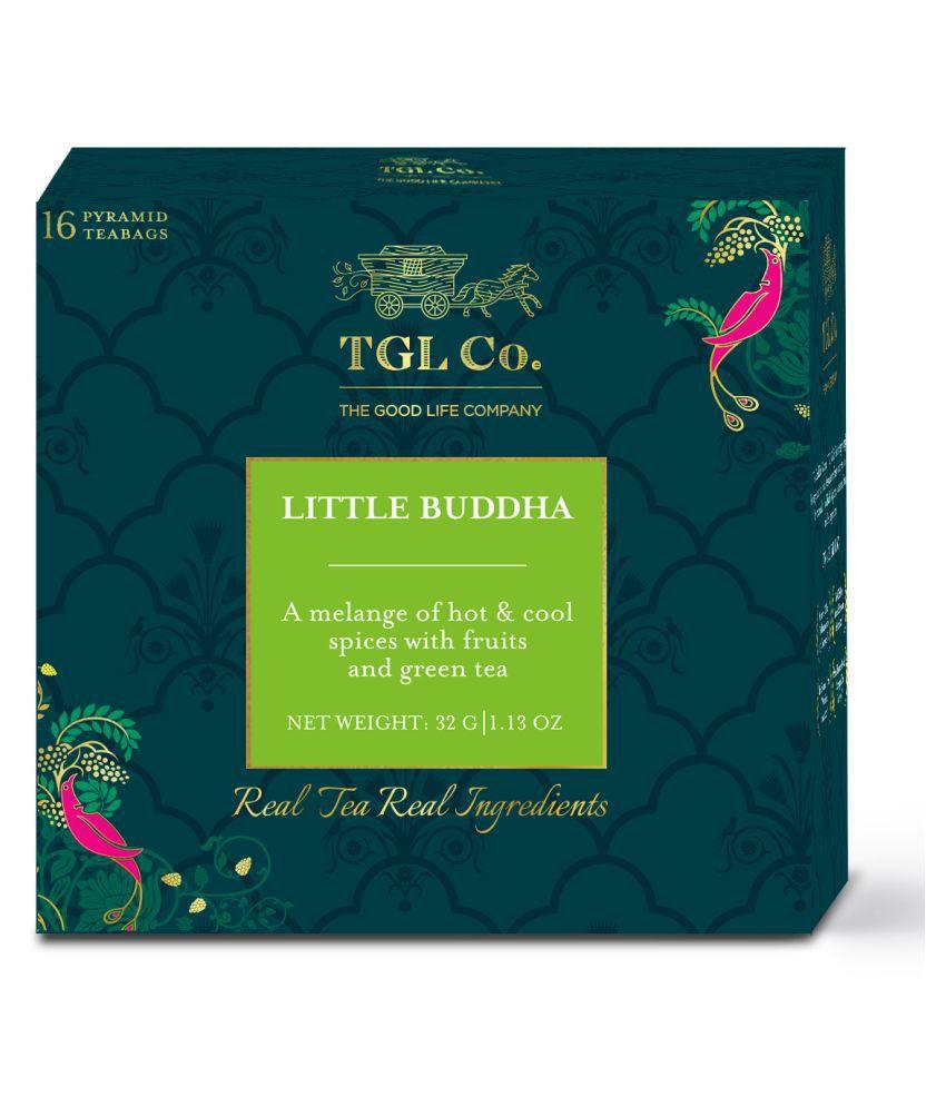 TGL Co. Green Tea Bags 64 gm