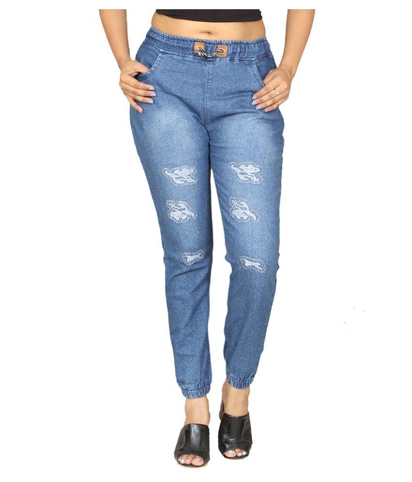 Avenew Fashions Denim Jeans - Blue