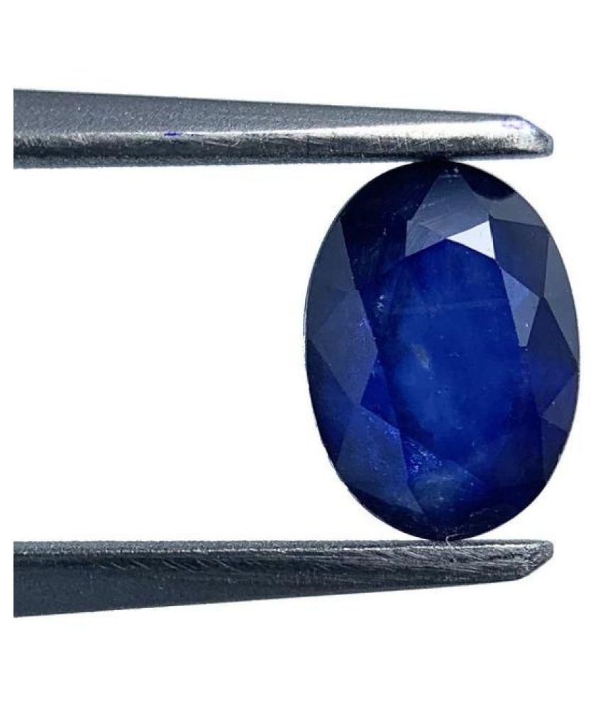 Luxury Desire 5 - 5.5 -Ratti IGL&I Blue Sapphire (Neelam)