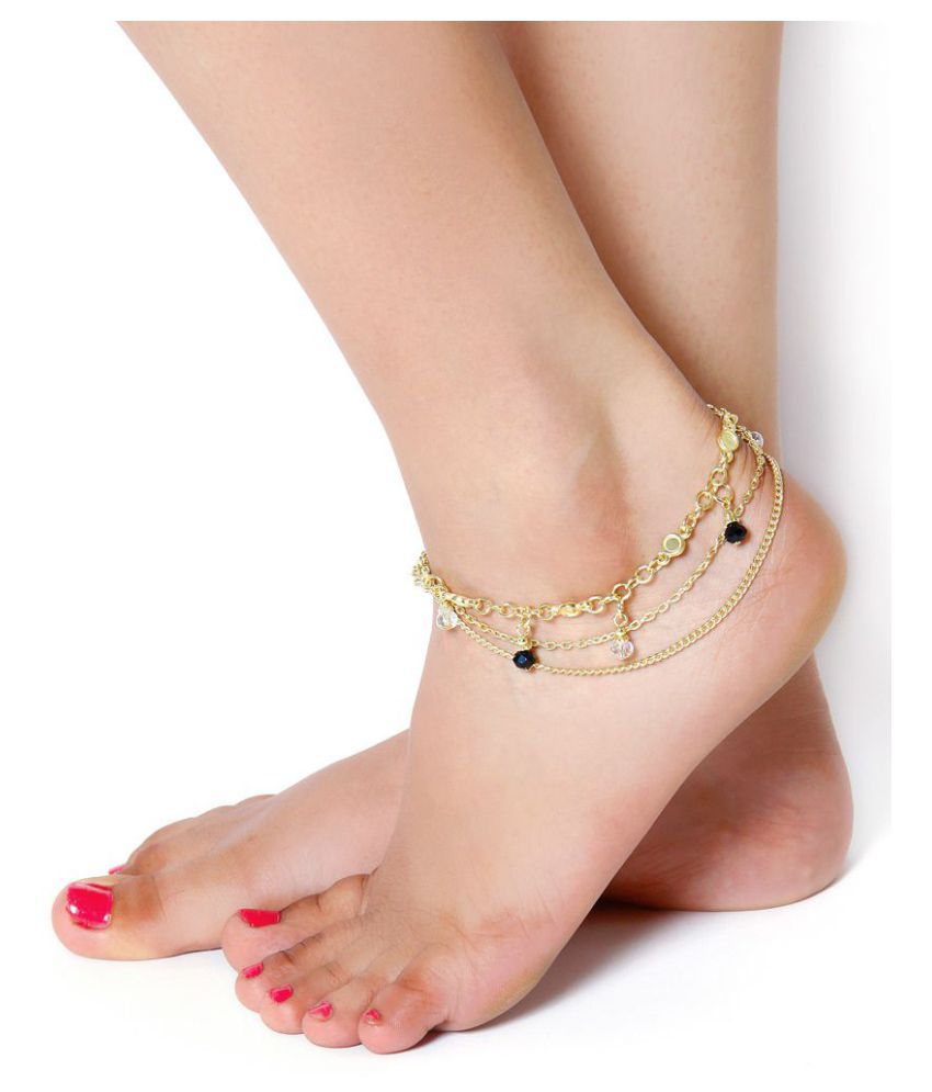 Zurii Traditional Anklet