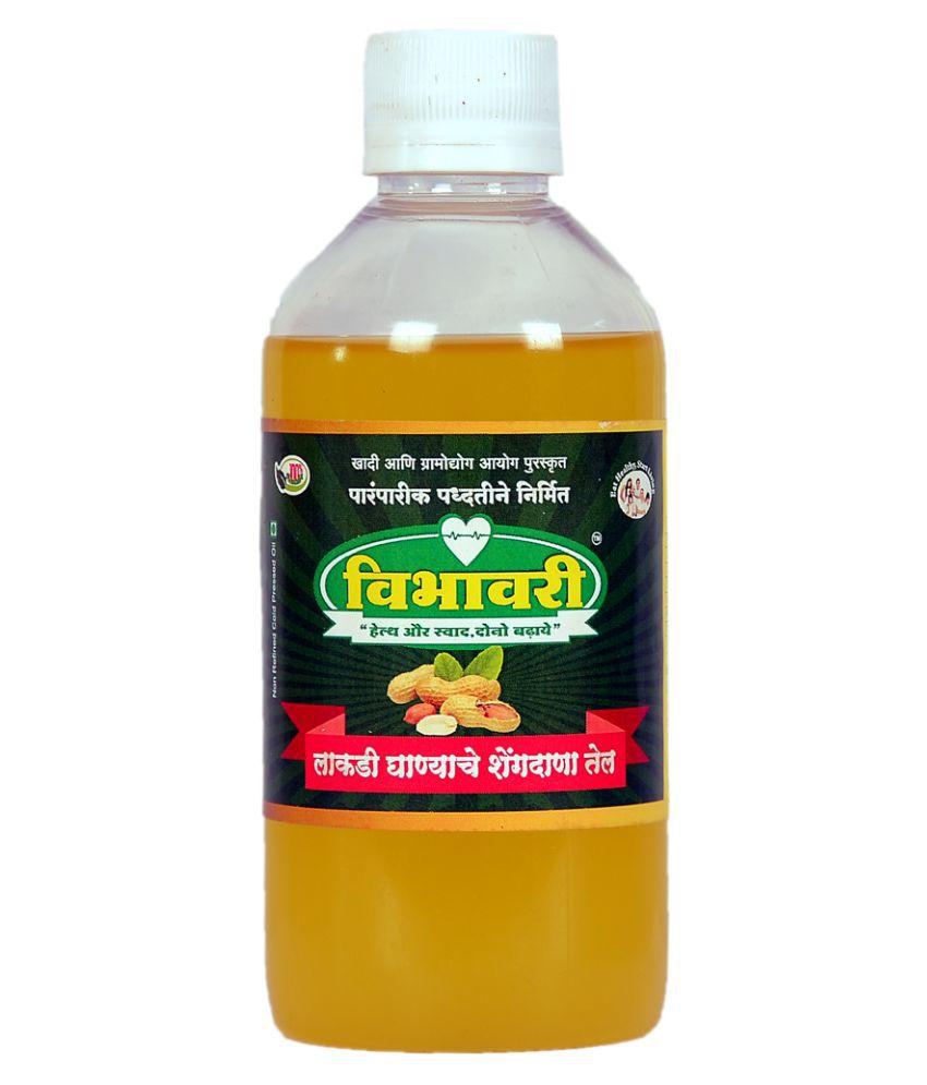 Vibhavari Groundnut Oil 200 mL