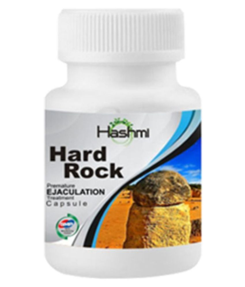 Hashmi Hard Rock – Male Stamina Booster HR Capsule 20 no.s Pack Of 1