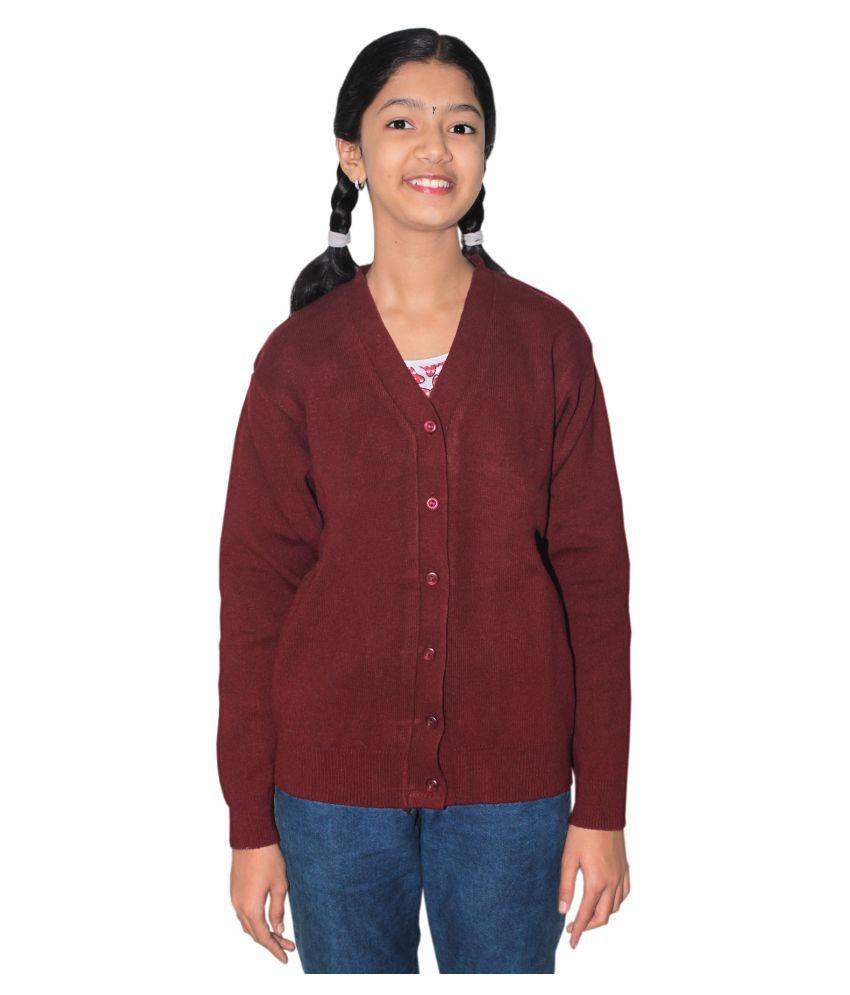 Goodluck Boy's/Girl's Full Sleeve Sweater
