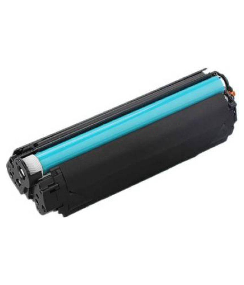 kavya 12A Toner Cartridge Black Single Cartridge for 1010, 1012, 1015, 1018, 1020, 1020 3015, 3020, 3030, 3050z, 3050, 3052, 3055.M1005, M1319f MFP
