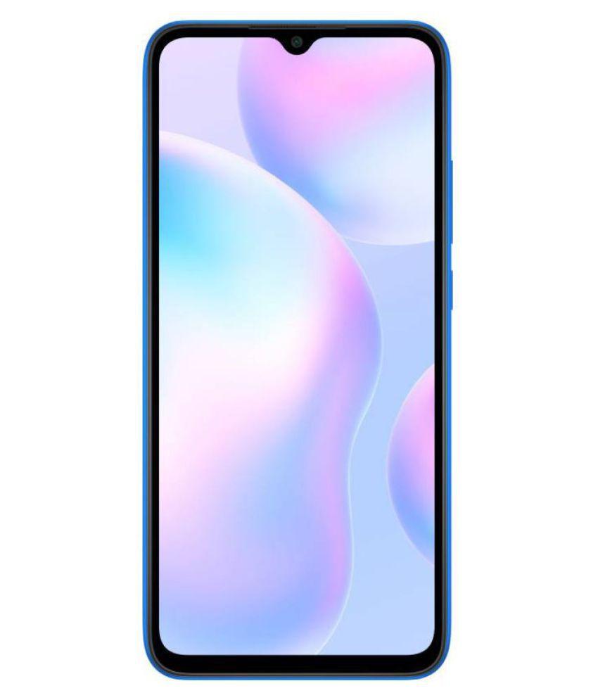 Redmi 9i ( 128GB , 4 GB ) Sea Blue