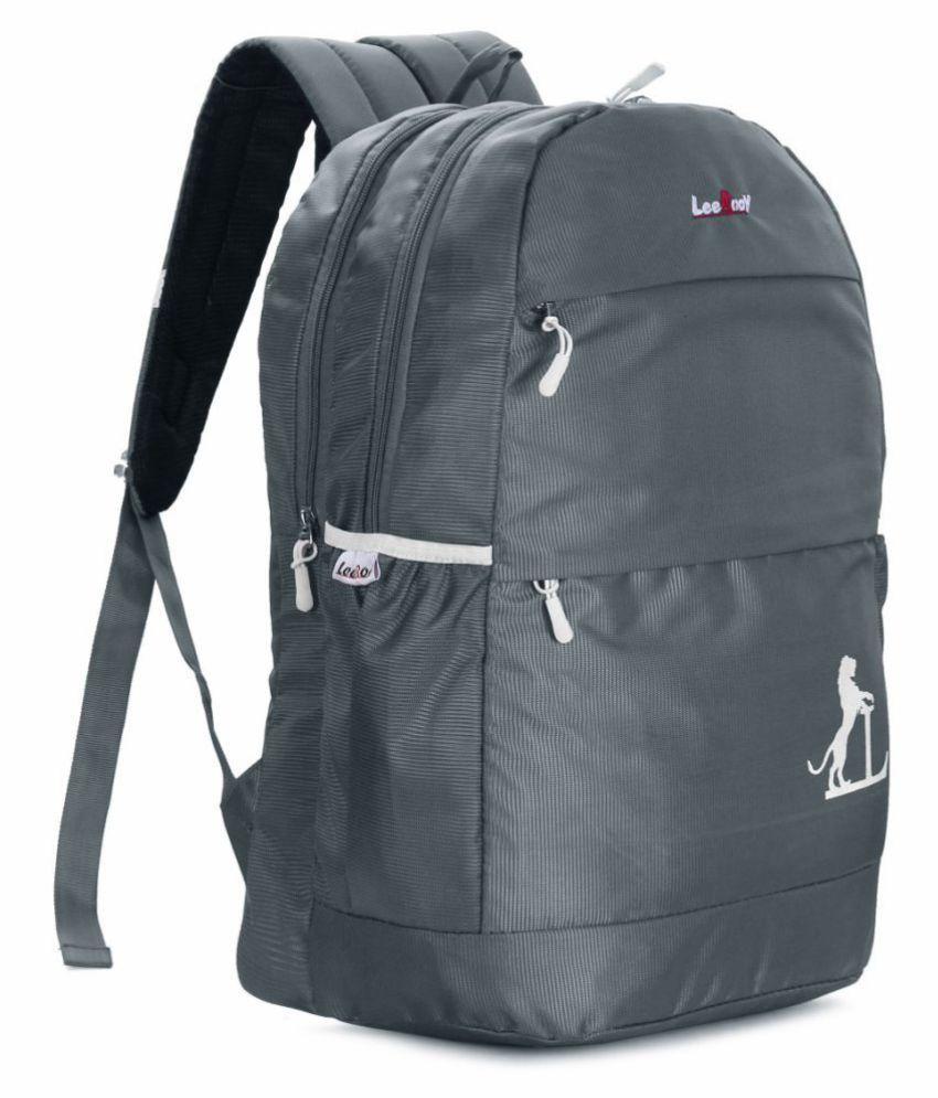 LeeRooy GREY Backpack