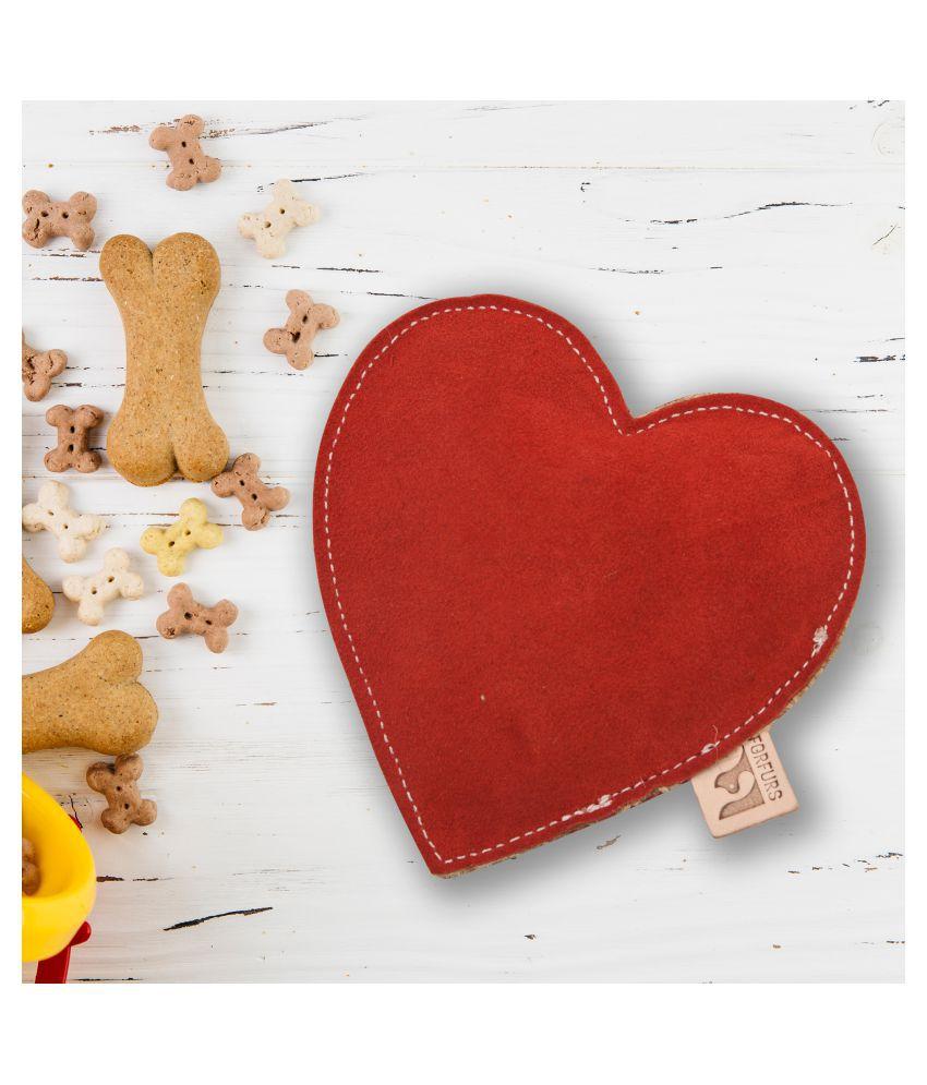 Heart Shaped Dog Toy, Valentine