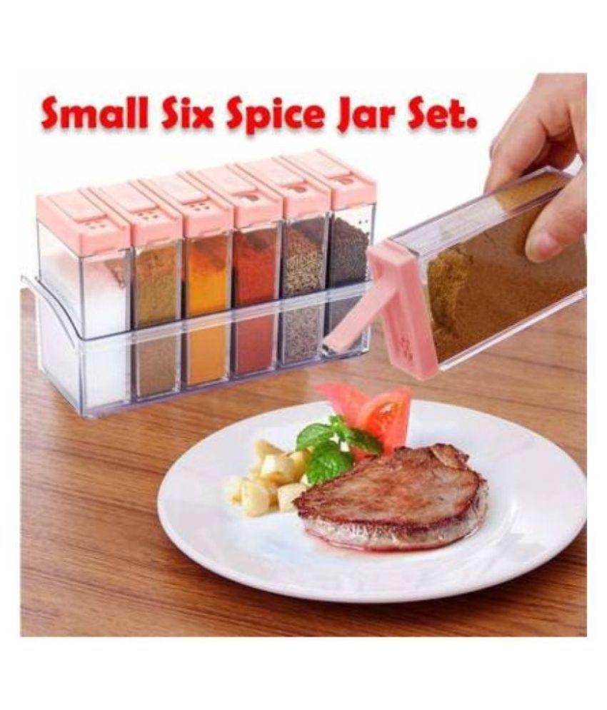 EIGHTEEN ENTERPRISE Spice Rack Pepper Salt Spice Masala Box Storage Containers