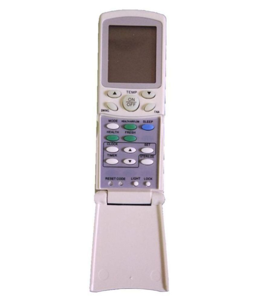Upix 98 AC Remote Compatible with Haier AC