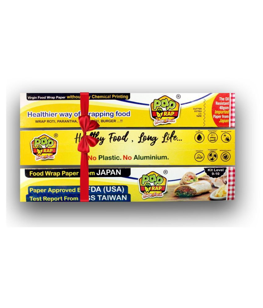 Pap Wrap Food Wrapping Paper   21 Mtr x 3