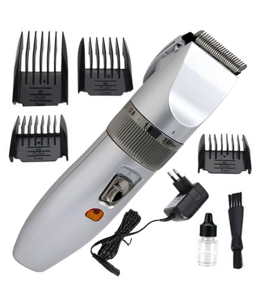 SM Professional Hair Clipper Electric Haircut Rechargeable Beard Removal Hair Cl Combo