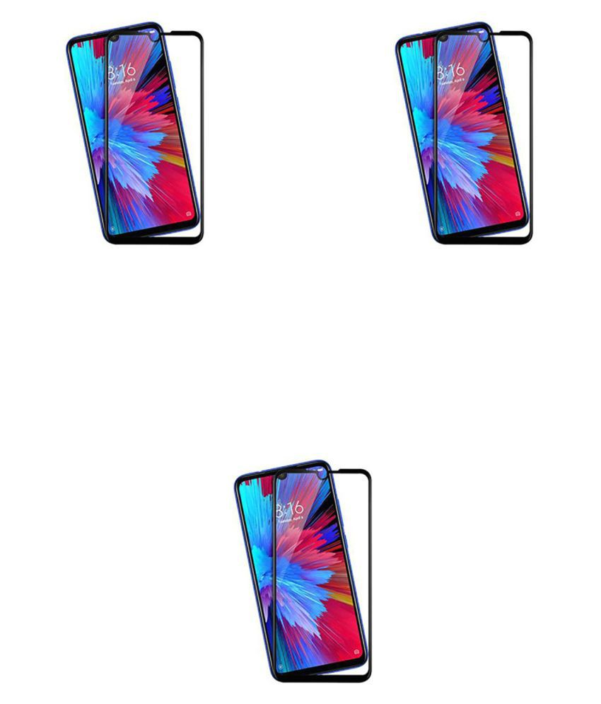 Xiaomi Redmi Note 7 Tempered Glass by CraveMart