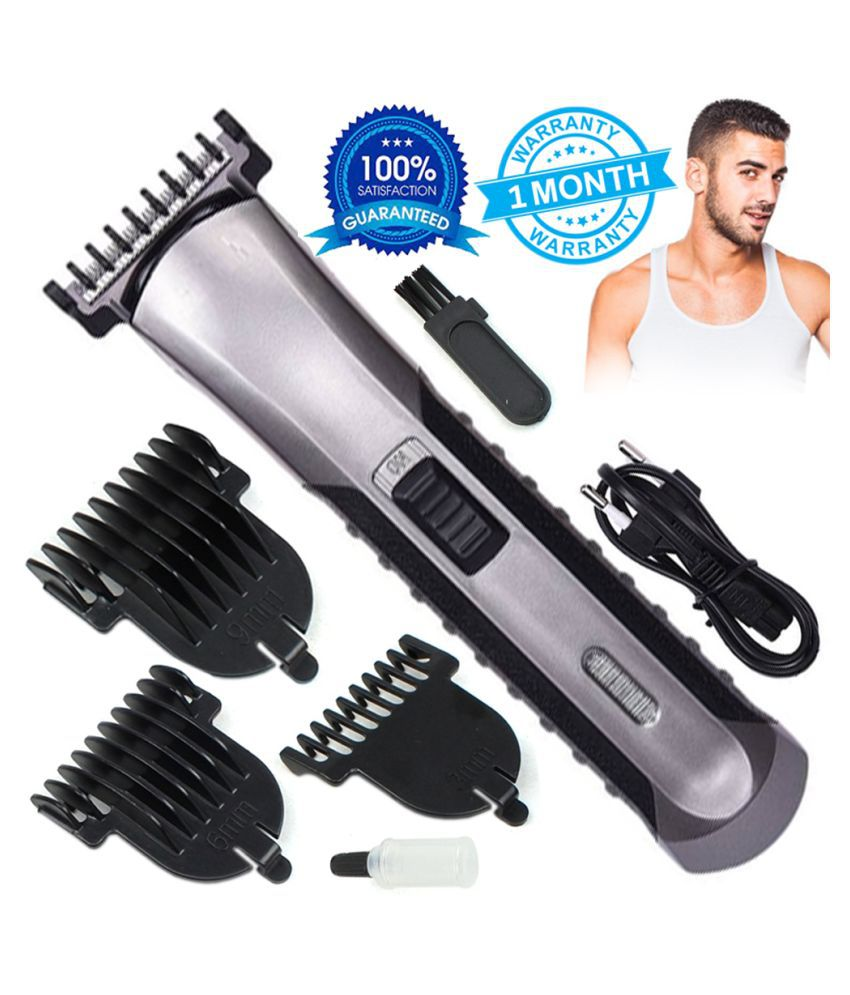 SW Man Professional rechargeable Beard Trimmer powerful Haircut machine cordless Casual Gift Set