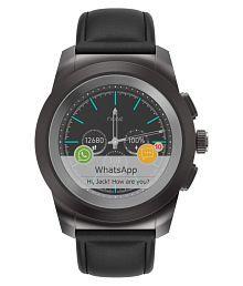 Noise Fusion Hybrid Smart Watches Black