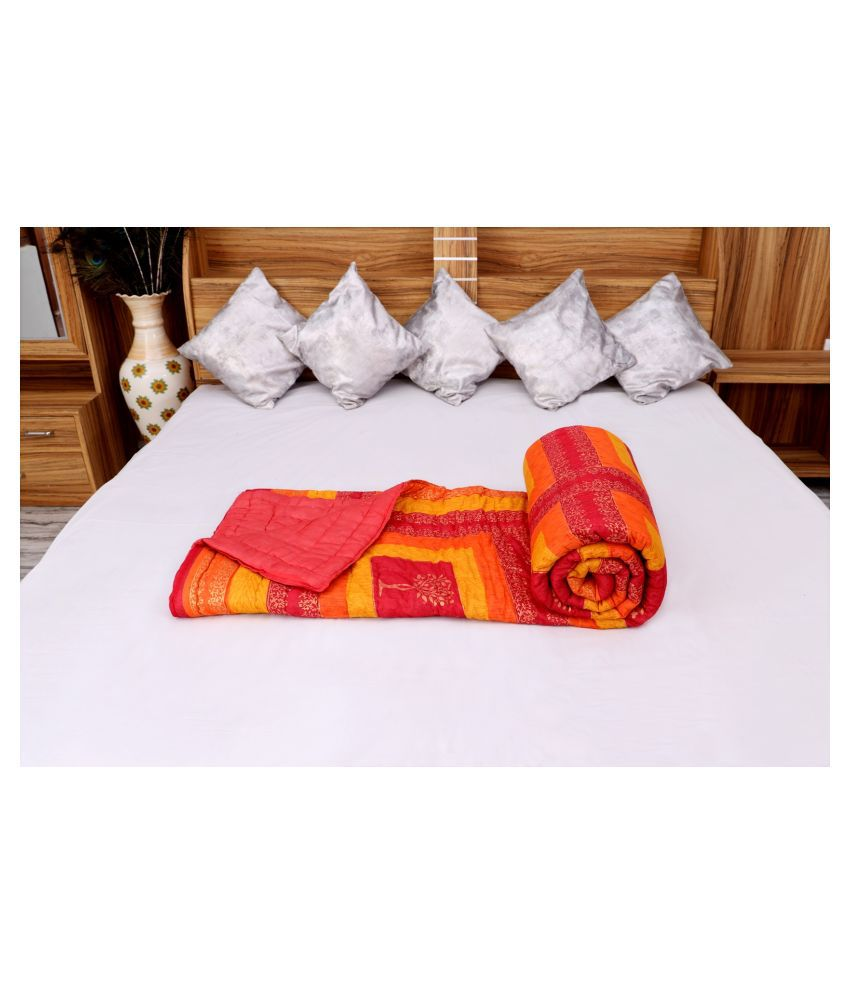 oh my garment Double Cotton Blanket