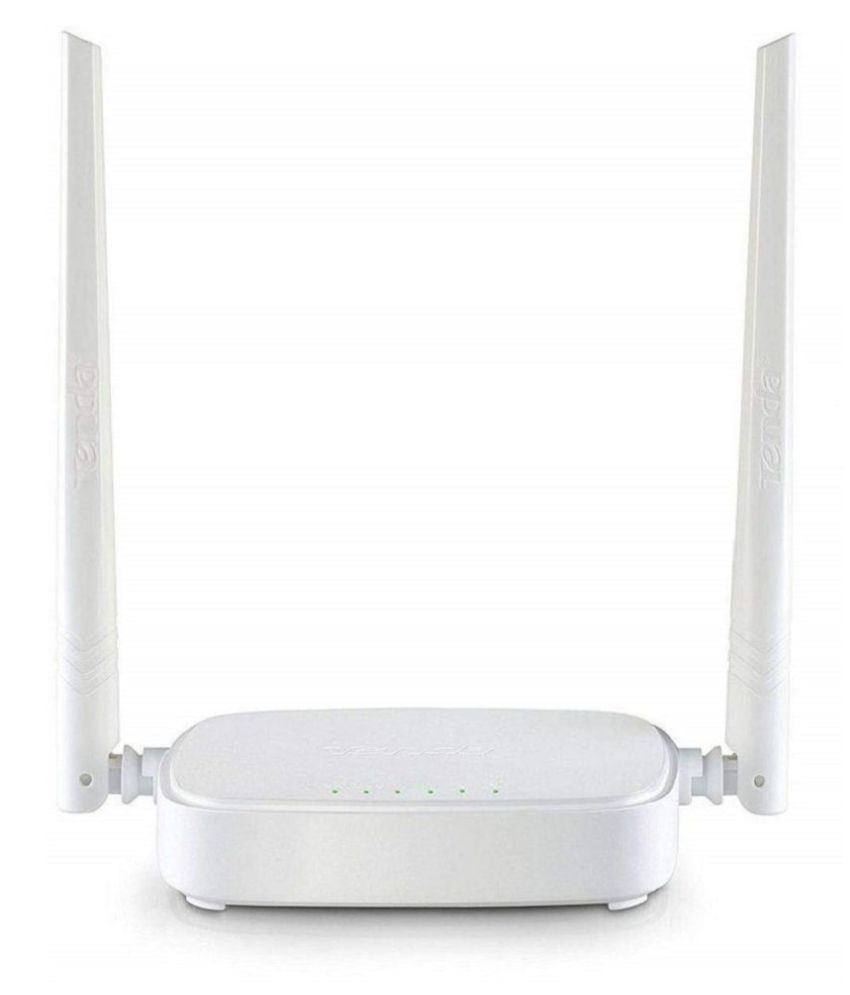 Tenda N301 300Mbps Router Without Modem