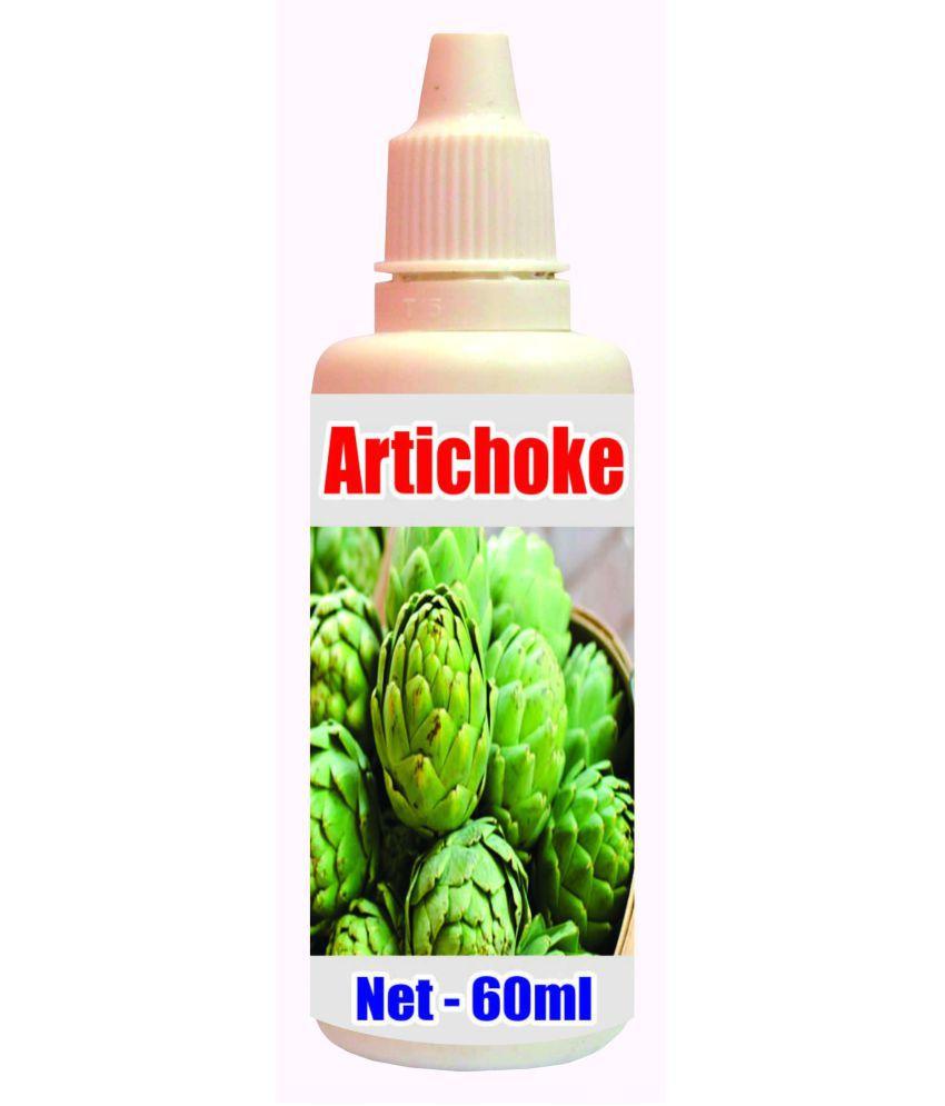 Tonga Herbs Artichoke Drops - 50 ML(Get The Same 50ml Drops Free) 60 ml Minerals Syrup