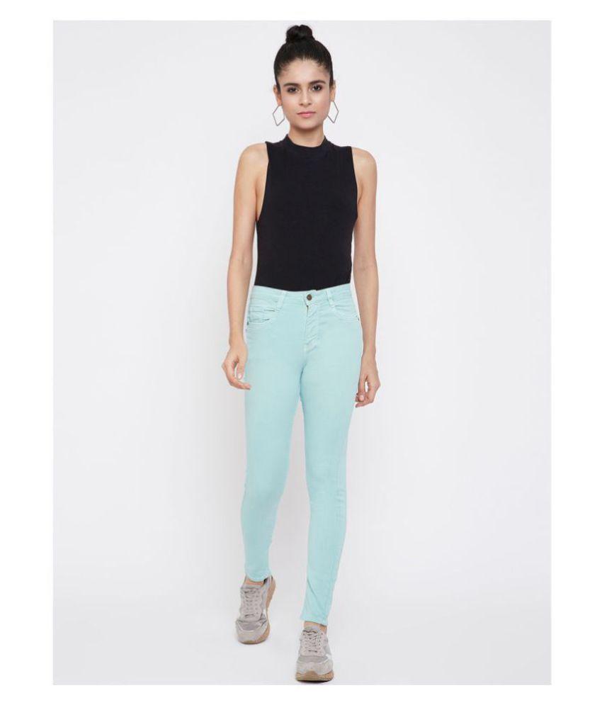 C9 Airwear Denim Jeans - Green