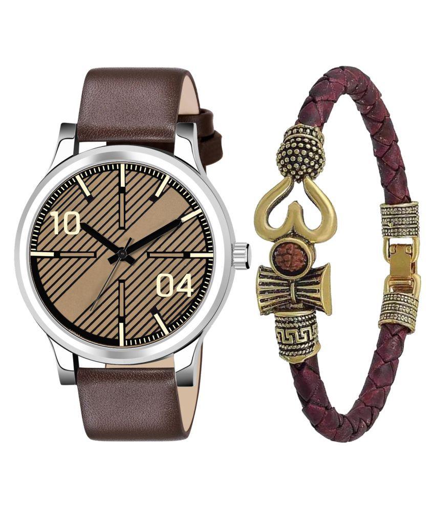 HERITA ENTERPRISES Top Selling Unique Product 8126_B_OM Analog Watch - For Men