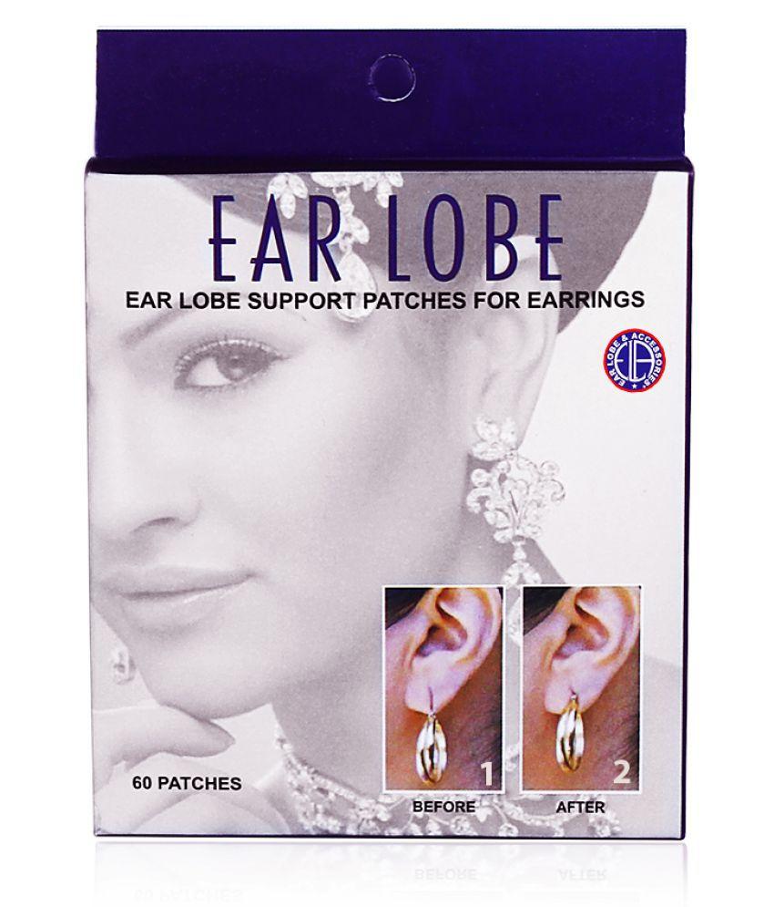 Ear Lobe & Accessories Ear Lobe Support For Earrings 60pcs