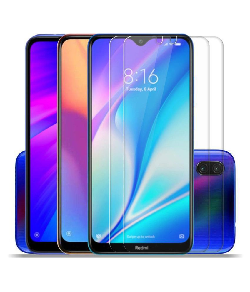 Vivo Z1 Pro Tempered Glass by Universal Store