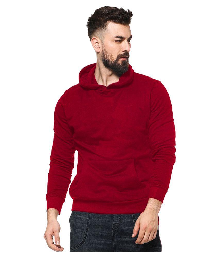 Leotude Red Sweatshirt