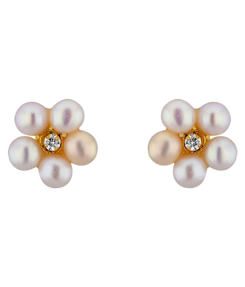Stylish Five Pearls Tops By KNK Jewellery