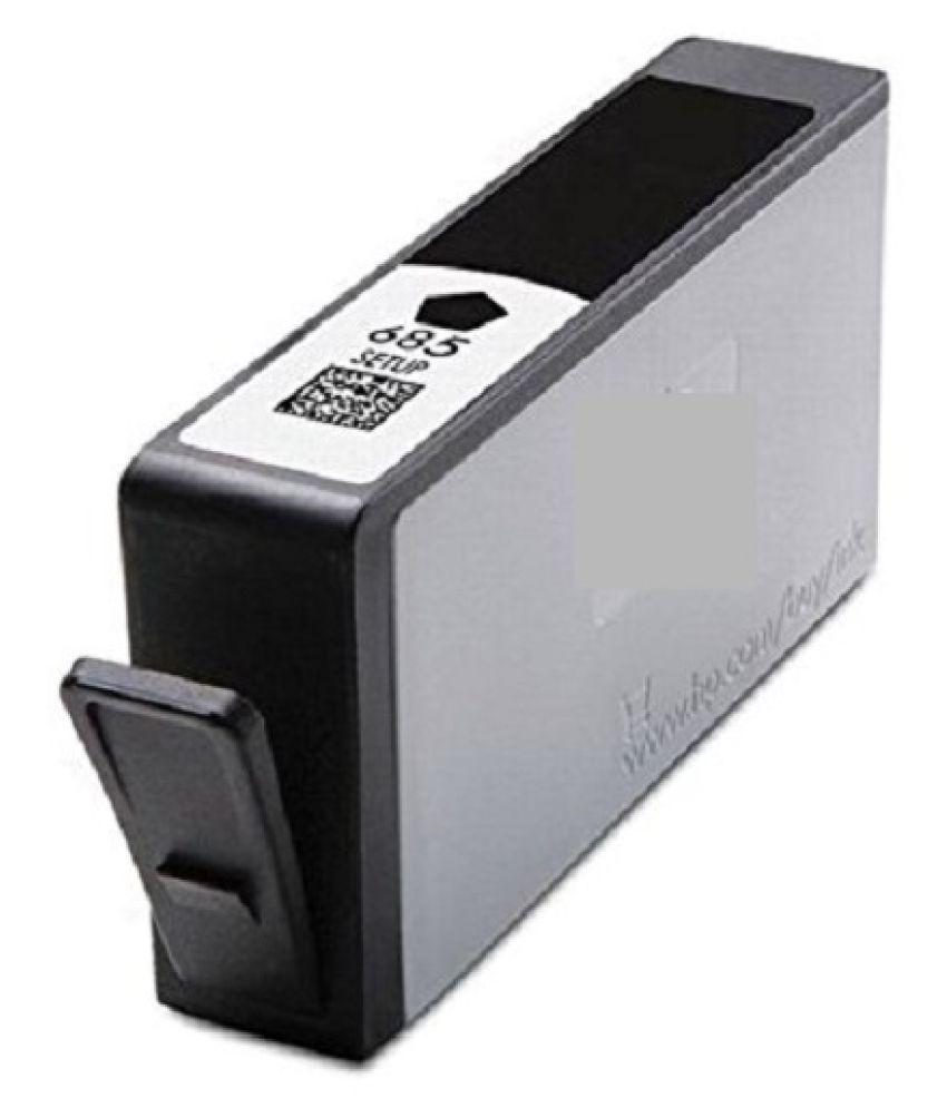 Endeavour 685 CZ121AA Black Single Cartridge for HP Deskjet Ink Advantage 3525, 4615, 4625, 5525, 6525 e All in One Printer