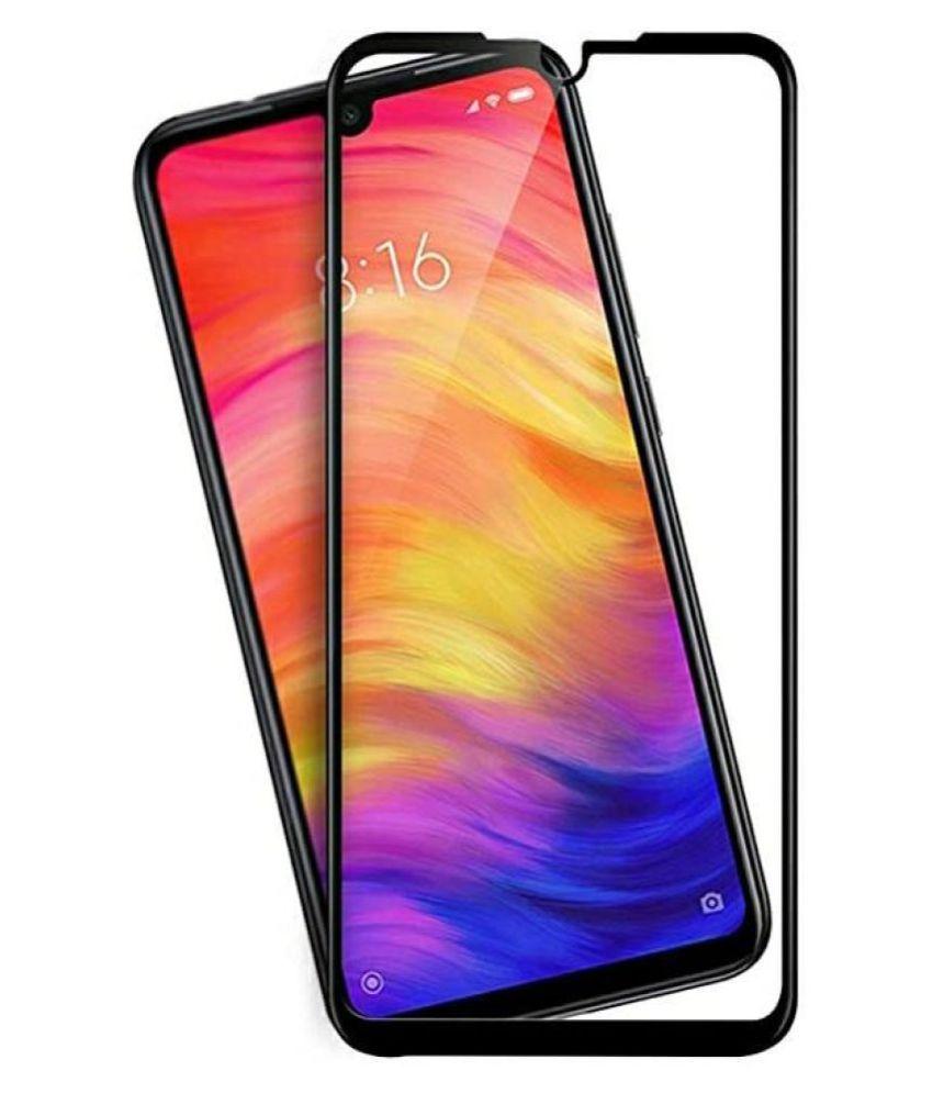 Xiaomi Redmi Note 8 Tempered Glass by JAI KEDAR