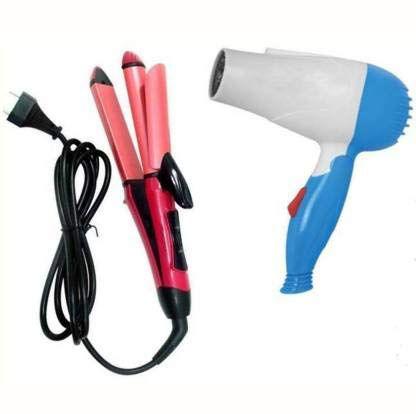 Retails Infinity 1290+2009 Nova Combo Hair Straightener