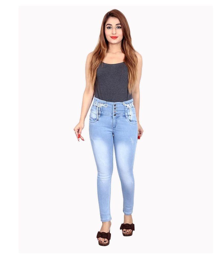 ARIXTY Denim Jeans - Blue