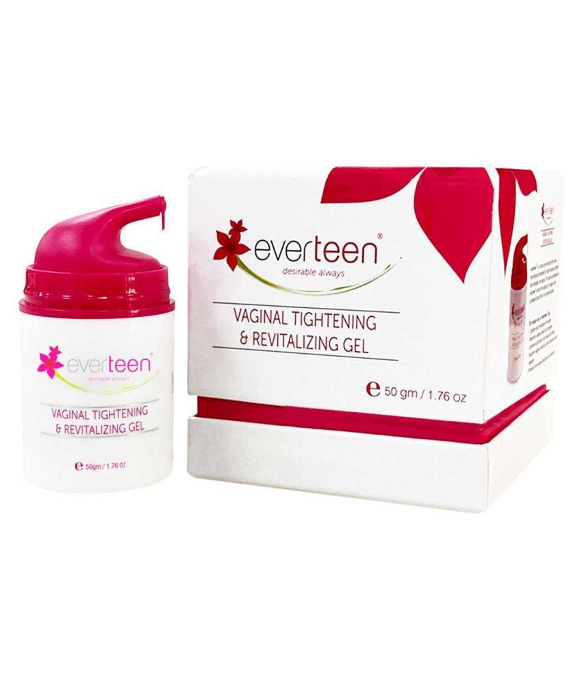 everteen Vaginal Tightening & Revitalizing Gel for Women - Large Pack (50g)
