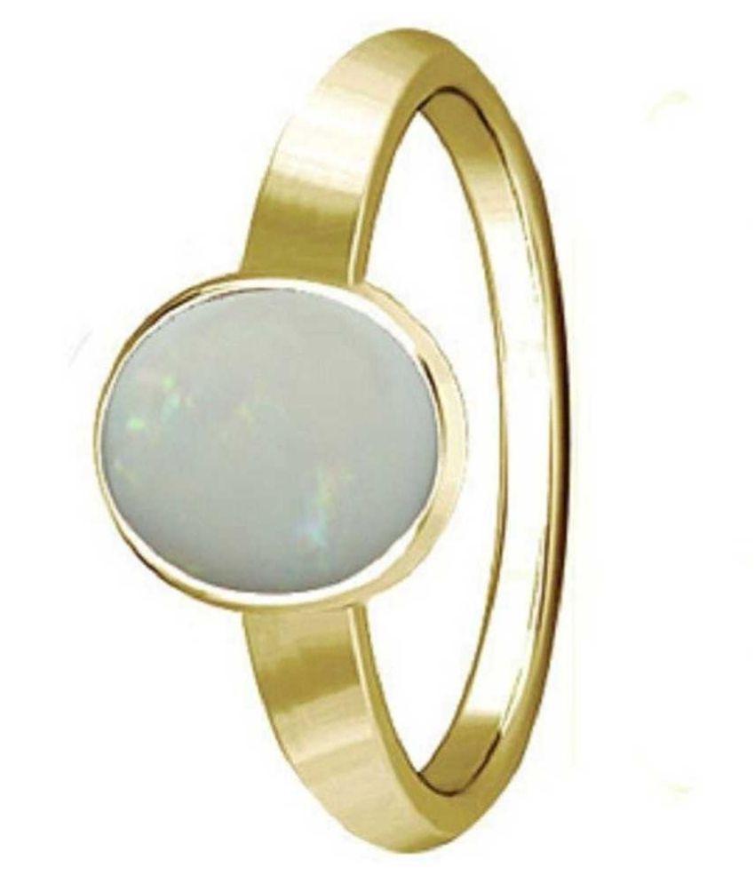 Natural Lab Certified 12.5 carat  Original OPAL  Ring for unisex by Kundli Gems\n