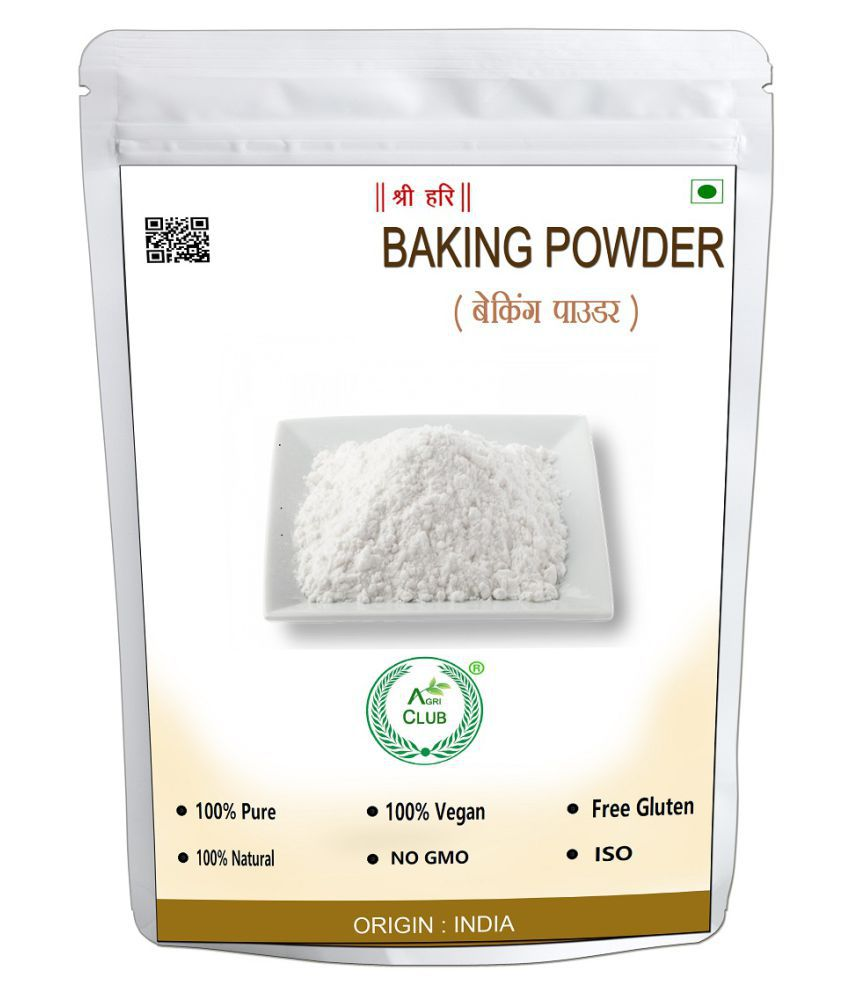 AGRI CLUB Baking Powder 400 g