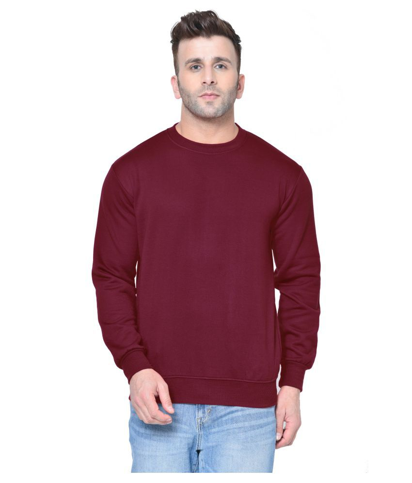 HeadzUp Maroon Sweatshirt