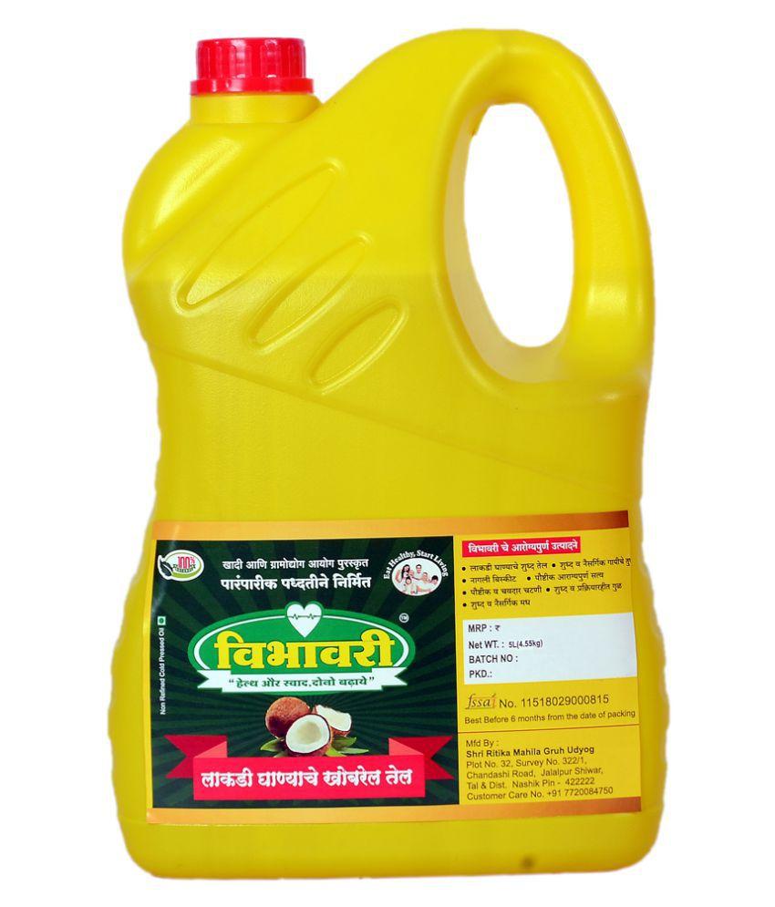Vibhavari Groundnut Oil 5 L